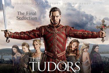 海外ドラマ「THE TUDORS 背徳の王冠」の動画を全シーズン無料でフル視聴できる配信サイト